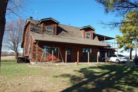 Photo of 35275 E 116th Rd, Seminole, OK 74840