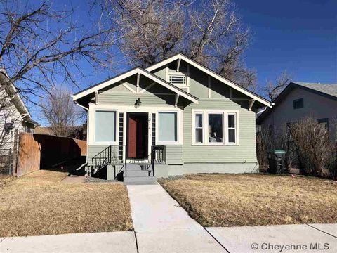 2817 Bent Ave, Cheyenne, WY 82001