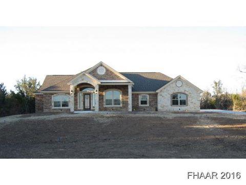 1276 County Road 3152, Kempner, TX 76539