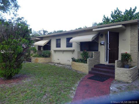 Photo of 920 Ne 130th St Unit 920, North Miami, FL 33161