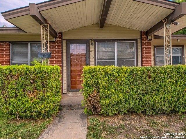 415 Erskine Pl, San Antonio, TX 78228