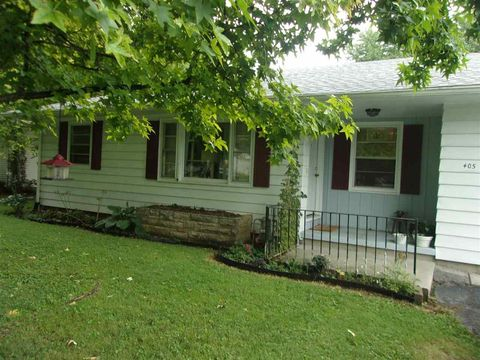 Photo of 405 Ross St, Fountain City, IN 47341
