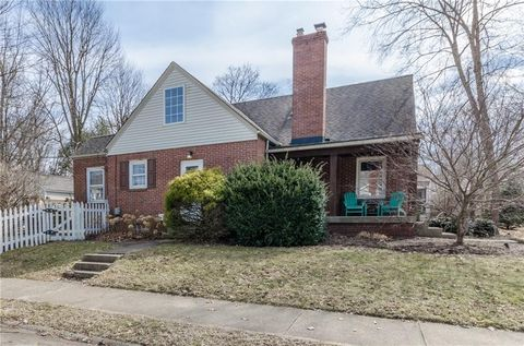 Photo of 6279 N Delaware St, Indianapolis, IN 46220