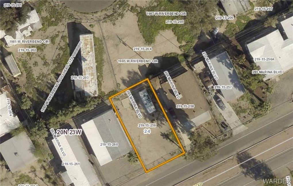 265 Marina Blvd Bullhead City Az 86442 Recently Sold Land Sold
