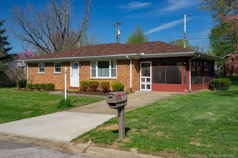 Photo of 4007 Tye Ave, New Albany, IN 47150