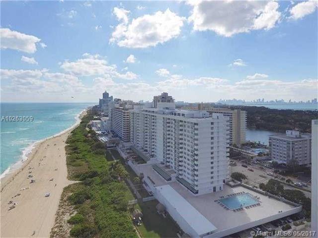 5601 Collins Ave Apt 921 Miami Beach Fl 33140