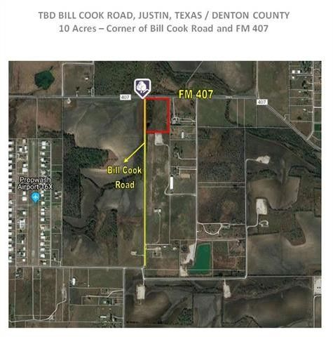 Map Of Justin Texas.Bill Cook Rd Justin Tx 76247 Land For Sale And Real Estate