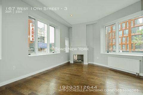 Photo of 167 W 10th St Unit 3, New York, NY 10014