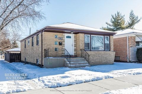 4501 S Keating Ave Chicago Il 60632 House For Rent