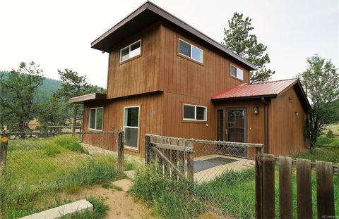 16810 County Road 126, Pine, CO 80470