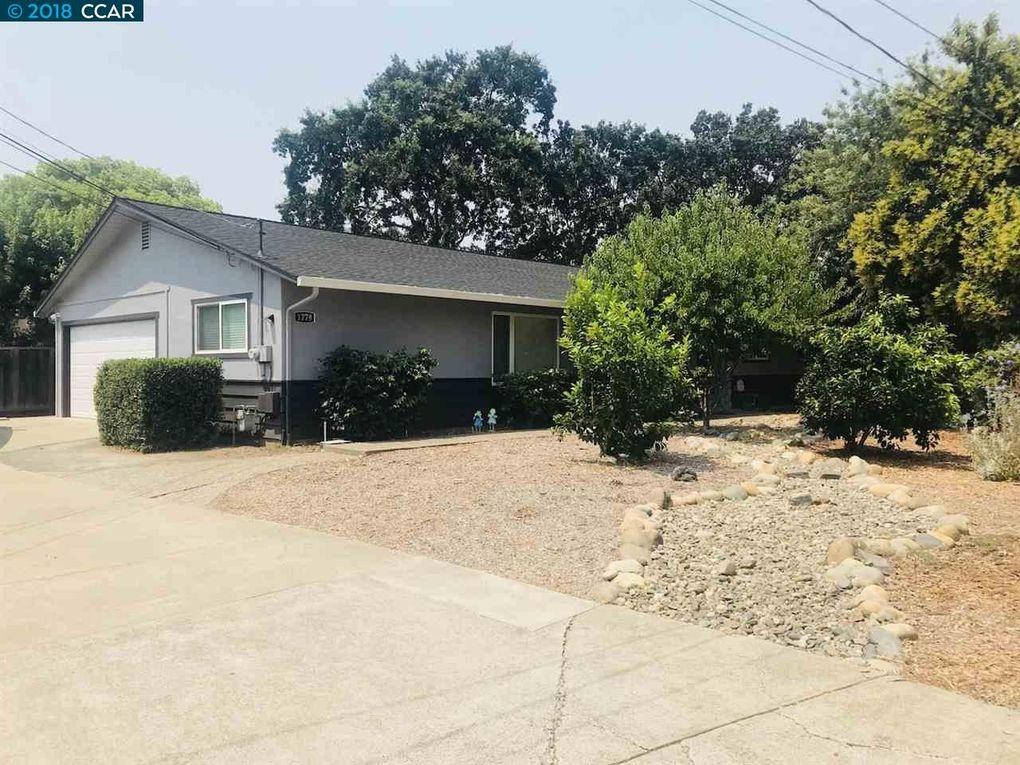 1779 Roxbury Ct Concord, CA 94519