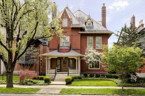 German Village Columbus Oh Real Estate Homes For Sale Realtorcom