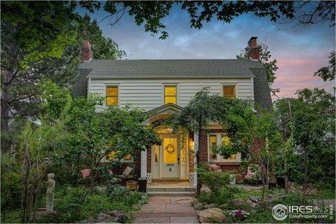Superb Lower Chautauqua Boulder Co Real Estate Homes For Sale Download Free Architecture Designs Crovemadebymaigaardcom