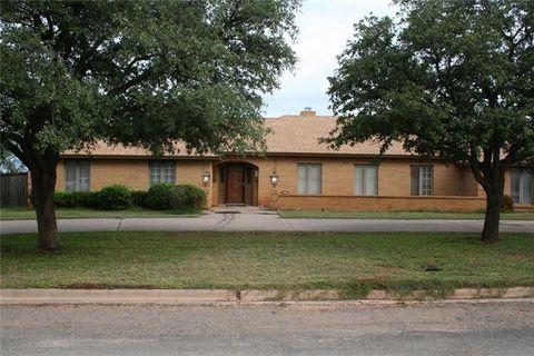 1724 21st St, Anson, TX 79501