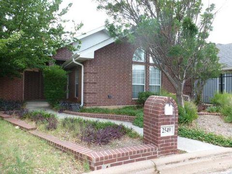 Photo of 2549 Cloverleaf Ln, Abilene, TX 79601