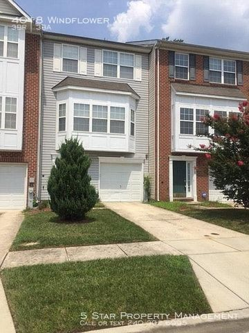 Photo of 4018 Windflower Way, Bowie, MD 20720