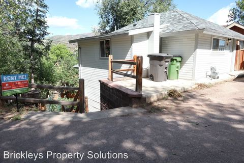 Photo of 14 Cherokee Rd, Manitou Springs, CO 80829