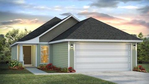 615 Earl Godwin Rd Lot 22, Freeport, FL 32439