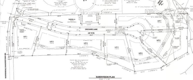 Orchard Heights Ests Lot 6 Pine Township, PA 15044