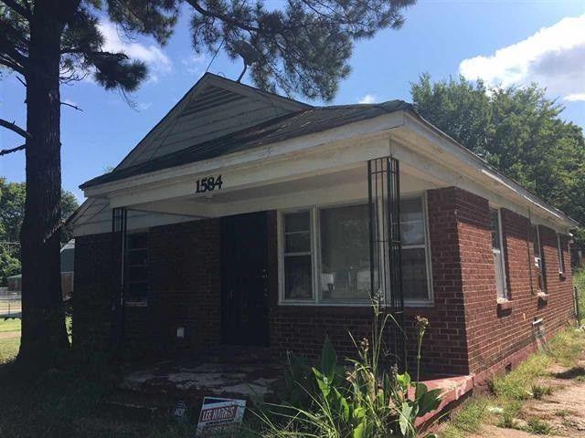 1584 Monsarrat St Memphis, TN 38109