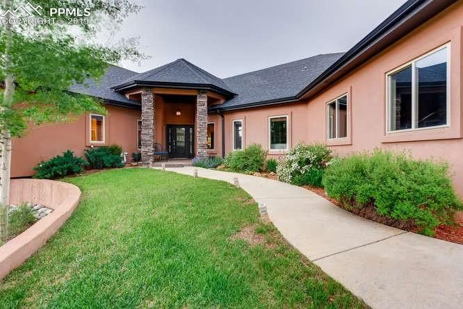 1423 Masters Dr Woodland Park, CO 80863