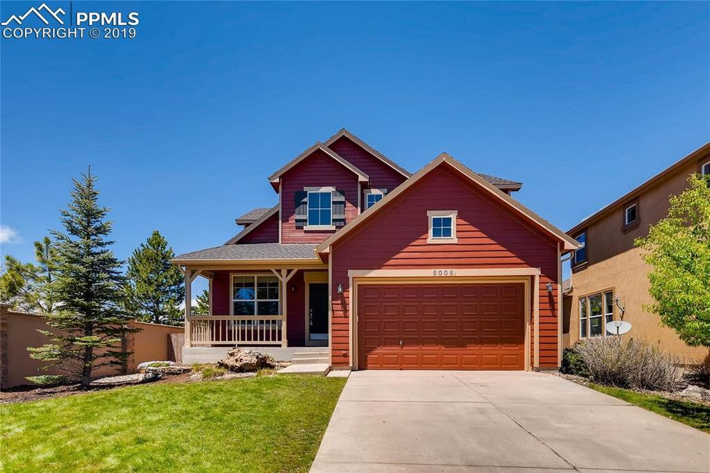 5006 Farris Creek Ct Colorado Springs, CO 80924