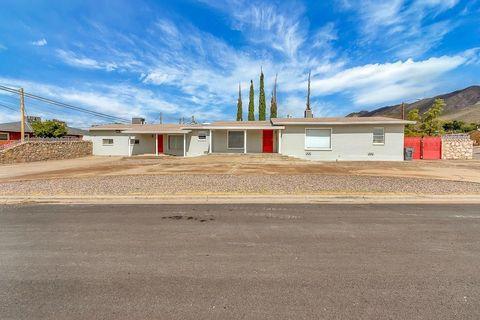 Photo of 711 La Cruz Dr, El Paso, TX 79902
