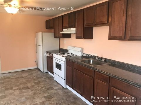 Photo of 3501 Mount Pleasant Ave Unit 2, Baltimore, MD 21224