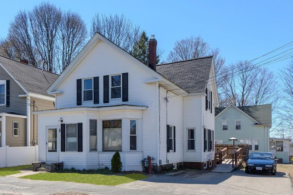 57 Marblehead St, North Andover, MA 01845