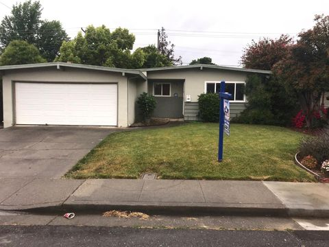 Photo of 1319 Coolidge St, Fairfield, CA 94533