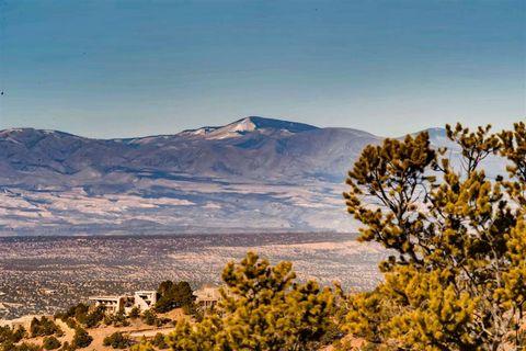 Photo of 1083 S Summit Rdg Lot 3, Santa Fe, NM 87501