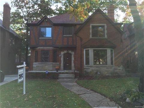 Detroit Mi 4 Bedroom Homes For Sale