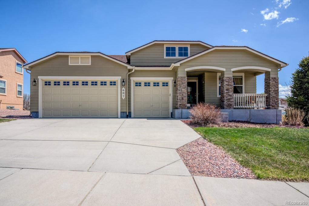 607 Struthers Ranch Rd, Colorado Springs, CO 80921