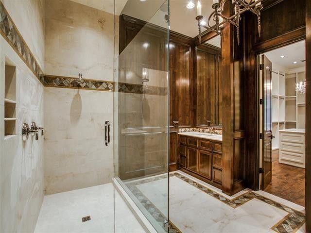 5830 falls rd dallas tx 75225 for Small bathroom goals