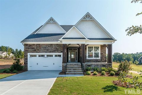 Photo of 736 Sparrowhawk Ln, Wake Forest, NC 27587