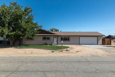 9301 Jacaranda Ave, California City, CA 93505