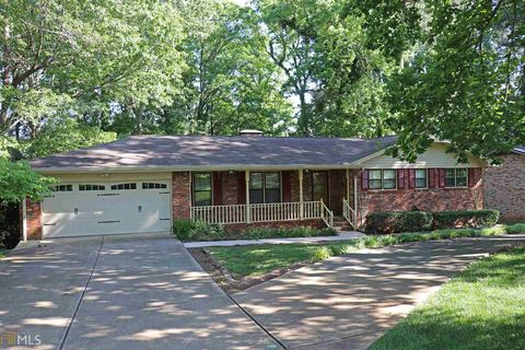 Photo of 5698 Forest Dr Sw, Lilburn, GA 30047