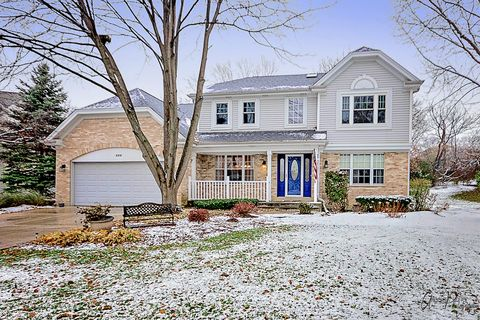 Photo of 599 S Country Ridge Ct, Lake Zurich, IL 60047