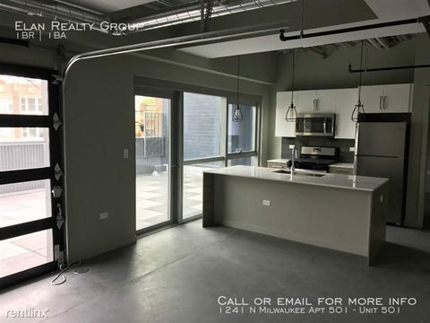 Photo of 1241 N Milwaukee Ave Unit 501, Chicago, IL 60622