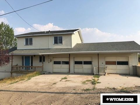 Photo of 604 3 Rd, Hanna, WY 82327