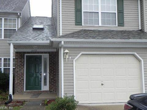 Photo of 303 Nottingham Dr, Chesapeake, VA 23322