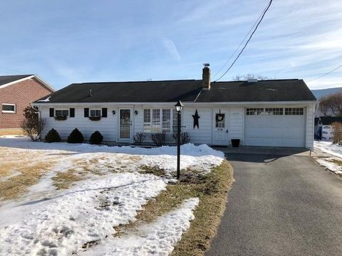 P O Of 4301 Old Us Highway 322 Reedsville Pa 17084