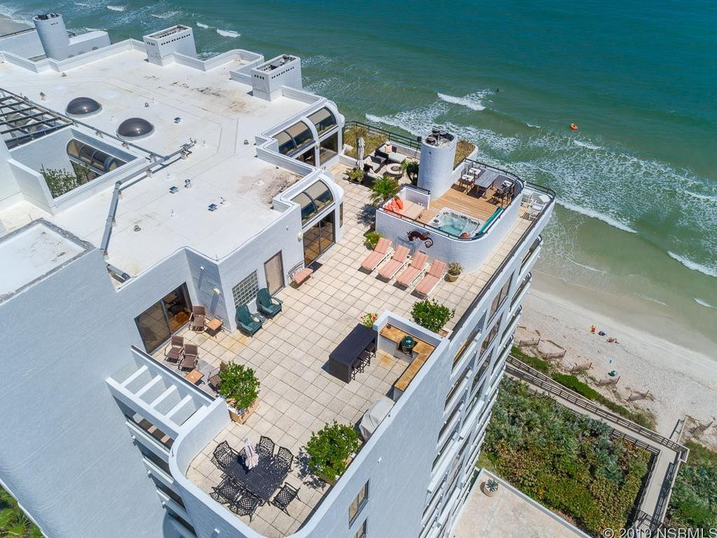 New Symrna Beach >> 5255 S Atlantic Ave Apt 1402 New Smyrna Beach Fl 32169