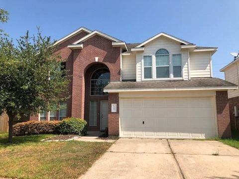 Photo of 3407 Bakerswood Dr, Spring, TX 77386