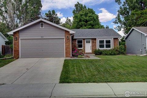 812 Queens Ct, Fort Collins, CO 80525