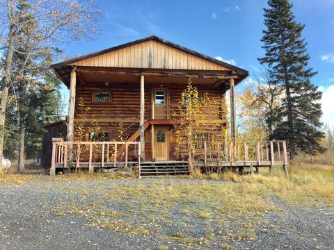 sale log ak healy cabins homes alaska in for