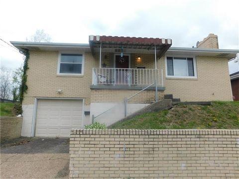 1337 Athalia Ave, Monessen, PA 15062