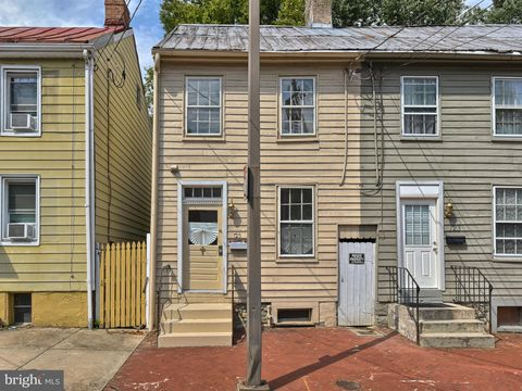 Photo of 125 W South St, Frederick, MD 21701