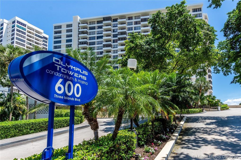 600 E Three Islands Blvd Unit 1622, Hallandale, FL 33009