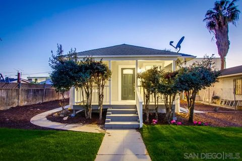Photo of 3878 45th St, San Diego, CA 92105
